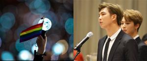 BTS e o crescimento do apoio às causas LGBTQ+ no K-Pop