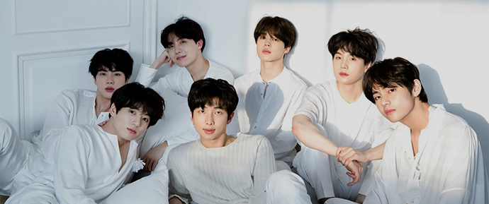 'Love Yourself 轉 Tear' recebe o certificado BRIT de prata no Reino Unido