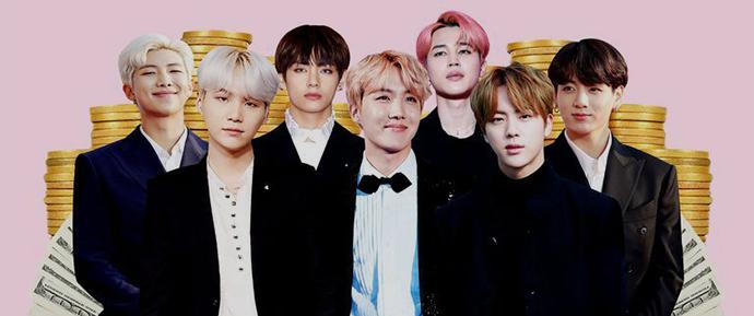 O BTS é o grupo com a turnê mais lucrativa de 2019 💰