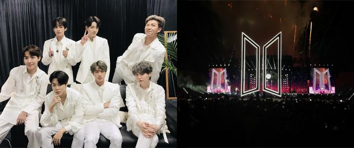 Os shows do BTS em LA arrecadaram R$64 milhões e são os mais lucrativos da história 🤑