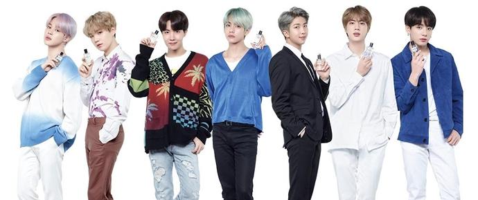 🎥 BTS x VT Cosmetics