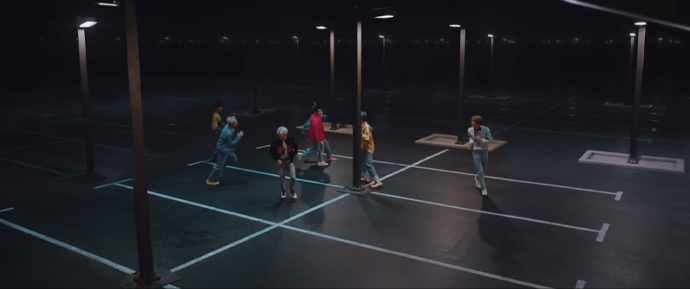 🎥 BTS – Lights Official Teaser