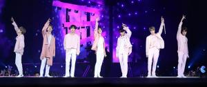 O BTS vai concluir a aclamada Speak Yourself Tour em Seul! 💜