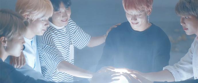 🎥 BTS LOVE MYSELF – Vídeo da Campanha Global