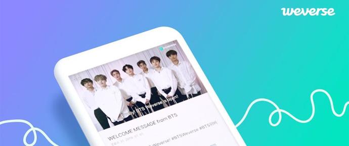 O que é o Weverse? Conheça a nova comunidade oficial do BTS para os fãs internacionais!