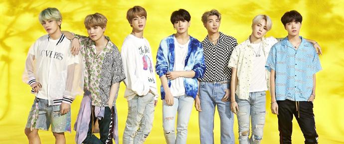 BTS quebra seu próprio recorde no Japão com 'Lights/Boy With Luv'!