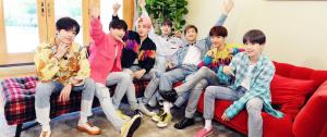 📷 BTS x Hulu Japan