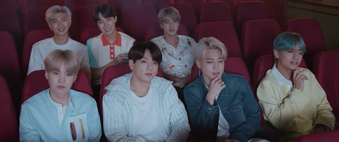 🎥 BTS – 'Lights' MV