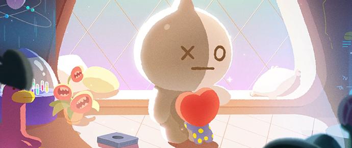 """BT21 ganhou uma série em animação! Assista ao primeiro episódio de """"BT21 Universe"""""""