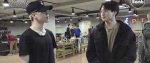 [BANGTAN BOMB] J-Hope & Jimin vamos exercitar