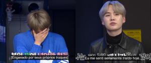 [BANGTAN BOMB] Conversa sobre comida do BTS