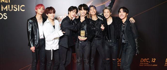 As votações para o MAMA 2019 iniciaram, e o BTS está concorrendo à 6 categorias!