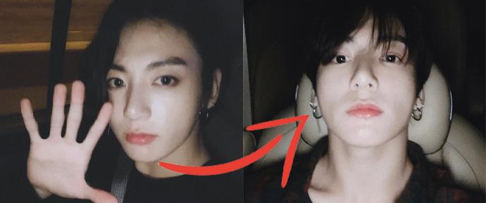 O novo cabelo do JungKook pegou todos os ARMYs de surpresa  🤯