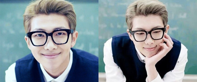 10 vezes em que RM foi o professor de inglês dos nossos sonhos!