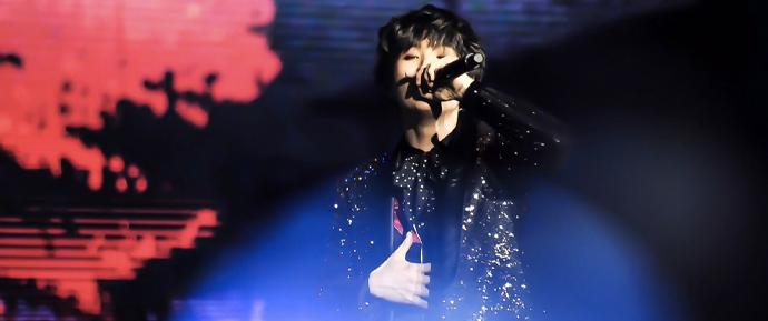 Letra e música: O contador de histórias Min Yoongi