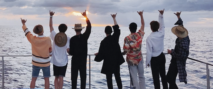 Os 14 melhores momentos dos vlogs de férias do BTS 💜