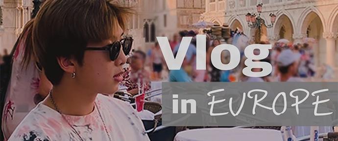 [VLOG] RM – Viagem de 9 dias na Europa