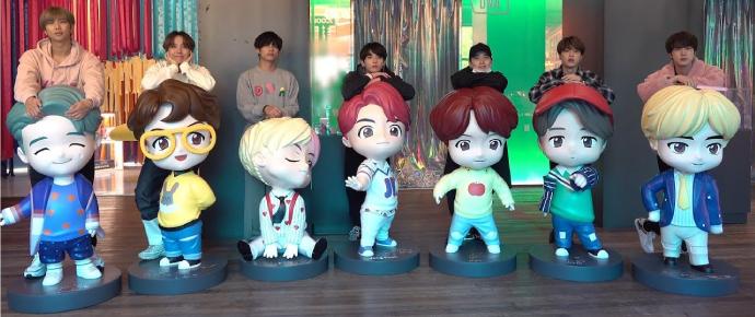 [EPISODE] Bem-vindos à 'BTS POP-UP: House Of BTS'