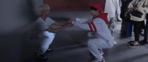 [BANGTAN BOMB] Vamos fazer agachamentos juntos