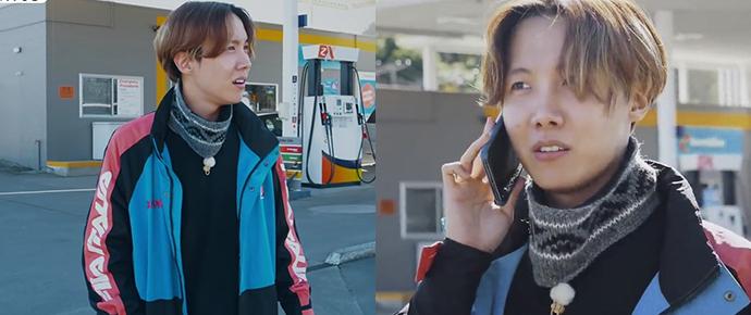 O BTS largou o J-Hope sozinho na nova prévia de BTS Bon Voyage! 😂