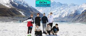 🎥 Teaser & preview da 4ª temporada de BTS Bon Voyage