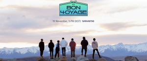 🎥 BTS Bon Voyage S04E00: A volta do Bon Voyage