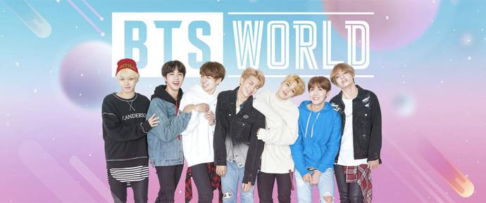 BTS WORLD ganha prêmio de Jogo Mobile do Ano no Golden Joystick Awards!