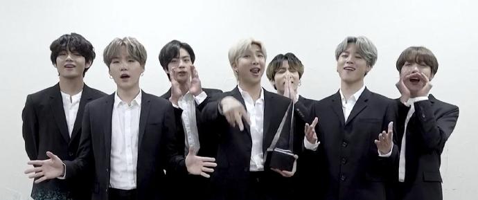 O BTS conquistou 3 prêmios no American Music Awards 2019! 🏆