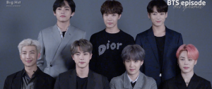[EPISODE] Bastidores do retrato de família BTS FESTA 2019 #2