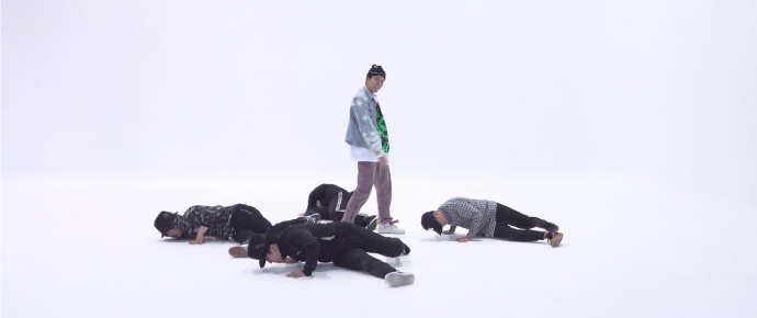 🎥 [COREOGRAFIA] 2019 MMA 'Dionysus' Intro Performance Dance Practice