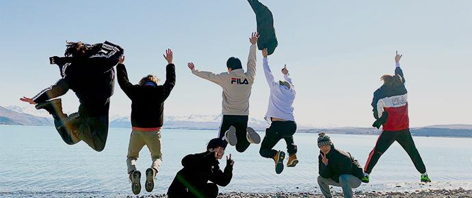 📷 Álbum Especial – Preview do BTS na 4ª temporada de Bon Voyage #4
