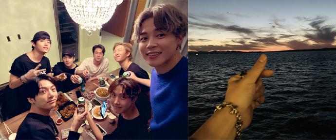 """Jimin abre seu coração para o BTS: """"Eu me sinto mais confortável com vocês"""" 💛"""