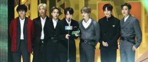 Com vitória sem precedentes, BTS faz história no prestigiado Melon Music Awards
