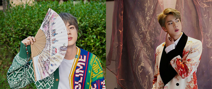 📷 Álbum Especial – 2019 Jin Day