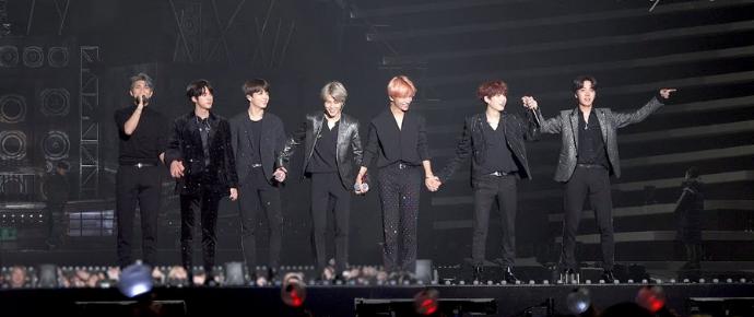 [EPISODE] BTS @ SBS Gayo Daejeon 2018