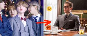 O criador de Kingsman quer o BTS na trilha sonora do próximo filme! 😮