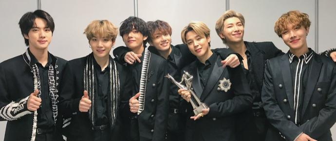 BTS faz história ao ganhar os dois Daesangs no Golden Disc Awards! 🏆