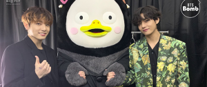 [BANGTAN BOMB] BTS conhece o Pengsoo! @ 2020 GDA
