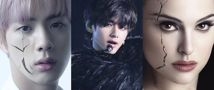 11 ligações intrigantes entre 'Black Swan' e trabalhos anteriores do BTS 🦢