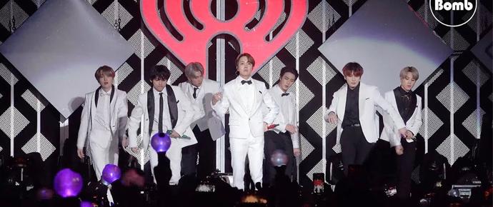 [BANGTAN BOMB] Special Stage (BTS focus) @ iHR Jingle Ball