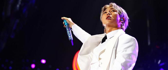 RM aparece em #1 na Billboard ao lado de Younha com 'Winter Flower' e choca 0!