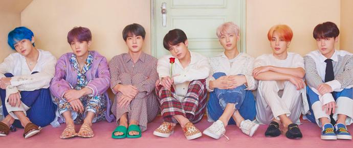 'Map of the Soul: Persona' aparece entre os melhores álbuns de K-Pop em 2019!
