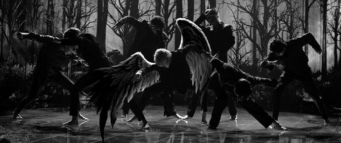 'Black Swan' mostra a reflexão interna do BTS e o seu relacionamento com a música