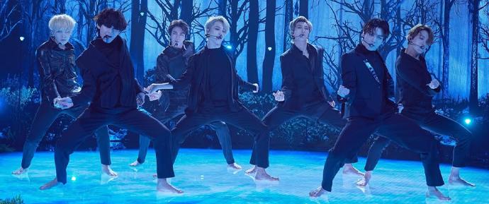 'Black Swan' garante a 8ª entrada do BTS no Hot 100 da Billboard!
