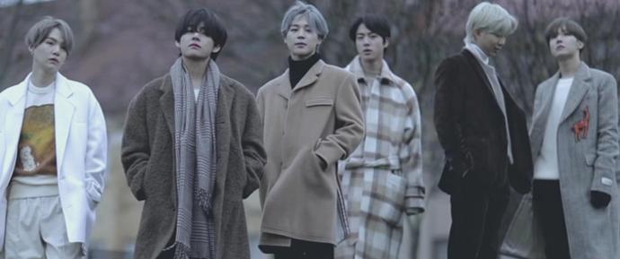 O novo G.C.F de JungKook mostra o BTS através do olhar terno de seu maknae!