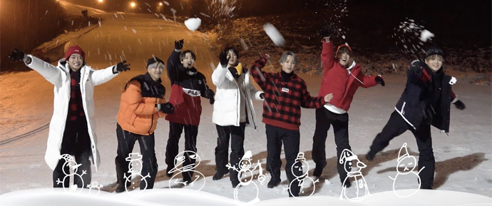 🎥 Preview do DVD BTS – WINTER PACKAGE 2020