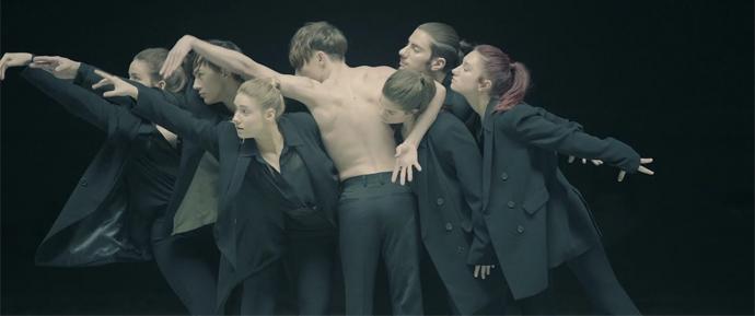 🎥 BTS – Art Film 'Black Swan' (performed by MN Dance Company)