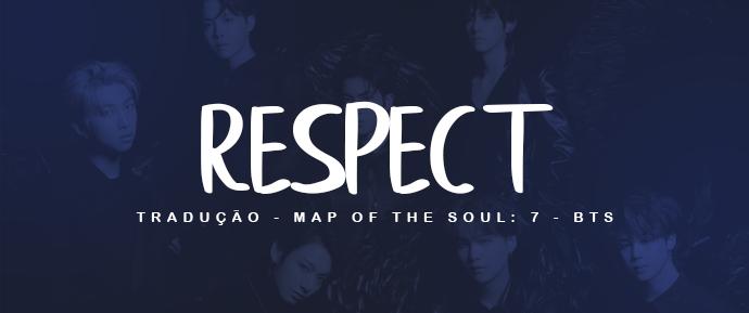[LETRA] Respect – RM & SUGA
