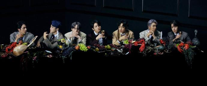 Por que o BTS pode ter a melhor semana de streaming da carreira com Map of the Soul: 7?