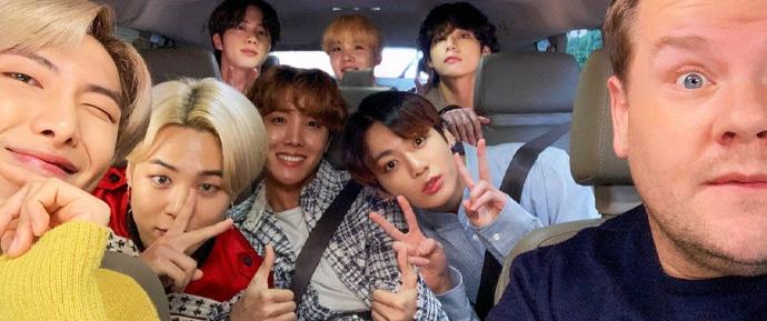 [LEGENDADO] BTS Carpool Karaoke